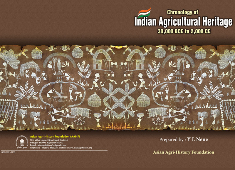 Chronology of Indian Agricultural Heritage